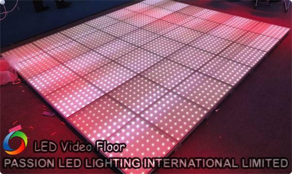 Dance floor led display