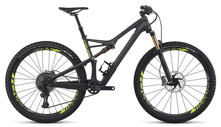 2017 Specialized S-Works Camber 29 MTB