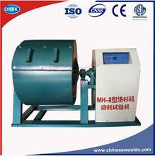 Top Quality Los Angeles Abrasion Machine With Safety Cabinet