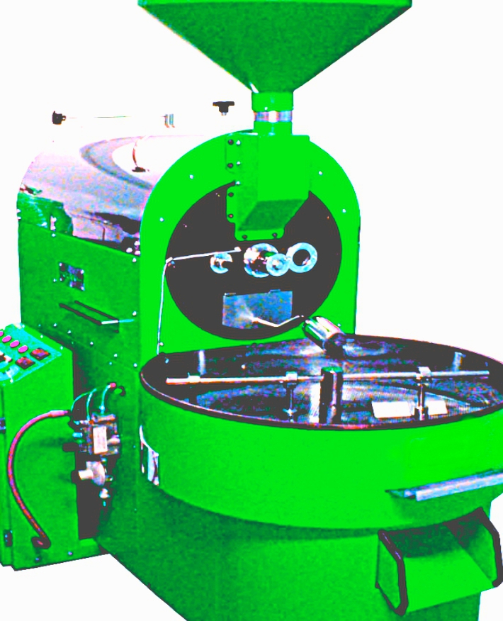 SEMI INDUSTRIAL COFFEE ROASTER 30 kg