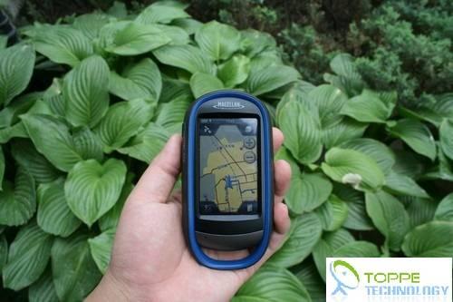 eXplorist 510 handheld GPS