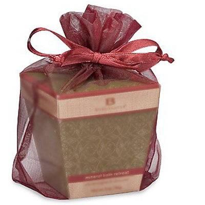 Square bottom drawstring gifts packaging organza bag