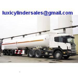 Sell BV certified cryogenic transport tanker