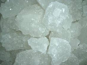 aluminum potassium sulfate dodecahydrate