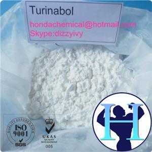 99% Anabolic Steroids Powder Turinabol Oral Turinabol 4-Chlorodehydromthyltestosterone