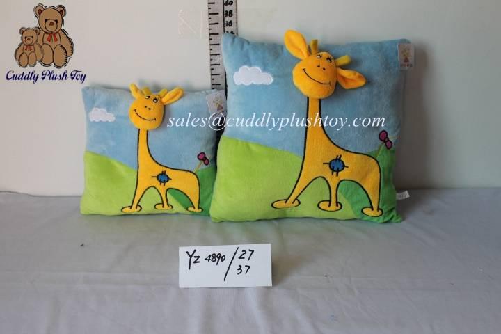 wholesale plush cushion china toys manufacturer
