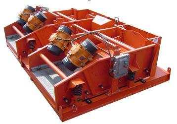 ZZS-2N shale shaker