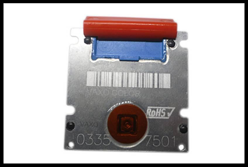 XAAR 128/80pl printhead 128/200