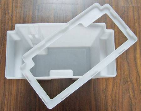 plastic tool for plastic box and cover
