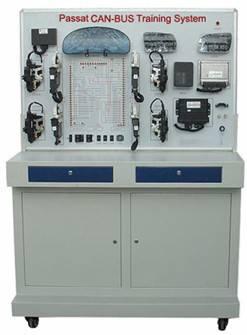 Automotive CAN-BUS Education Equipment ZA3102