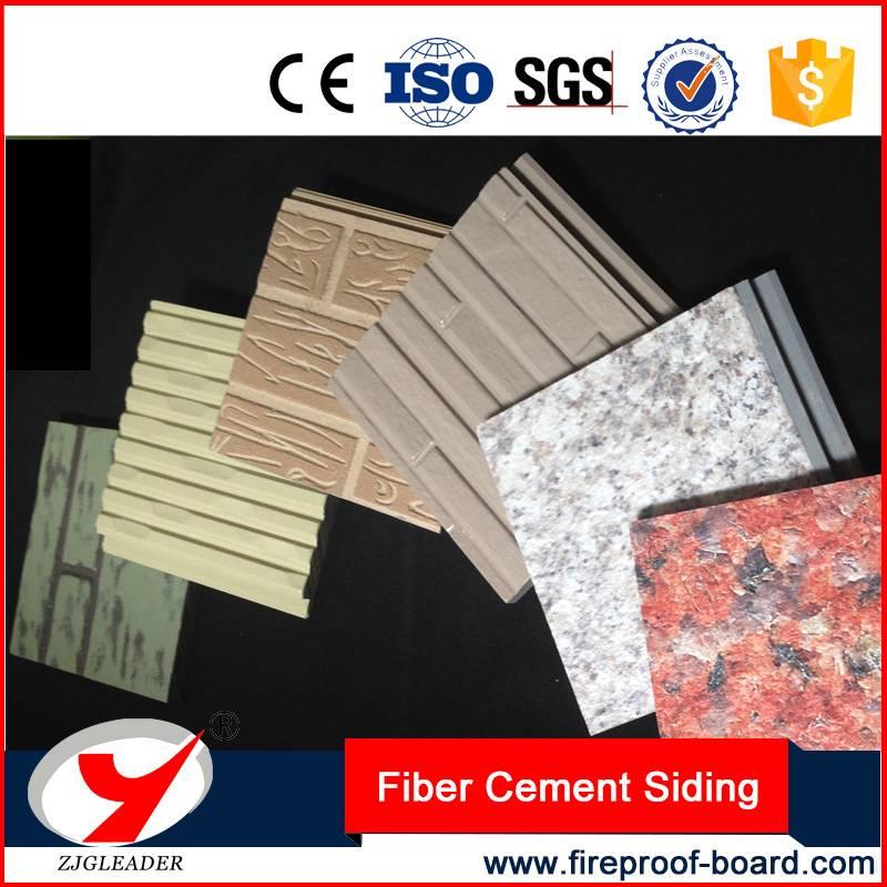 Fiber Cement External Wall Cladding/Siding