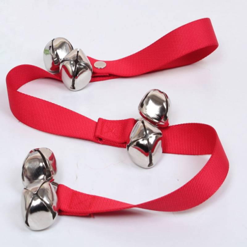 Pet Dog Trainings Doorbell Nylon/PP Leash Rope