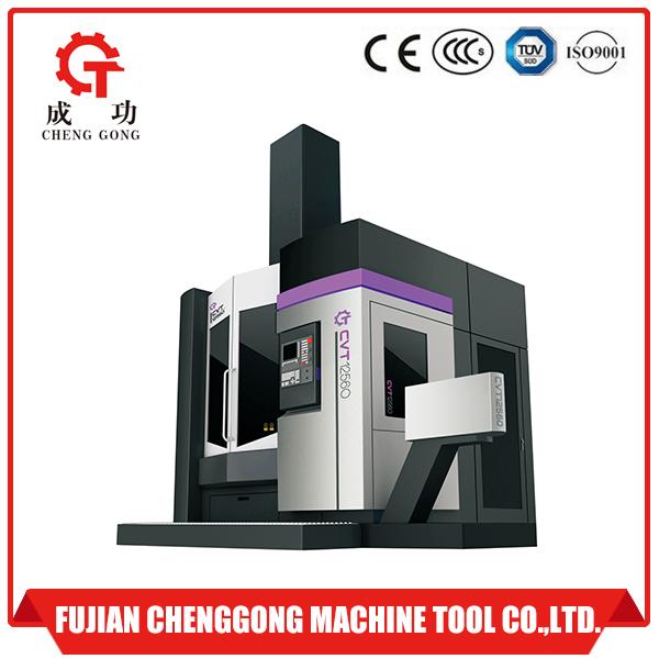 CVT12560-NC CNC vertical lathe machine