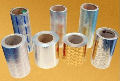 sell high quality both side colored alu strip foil in roll for blister pharmaceutical packaging in C