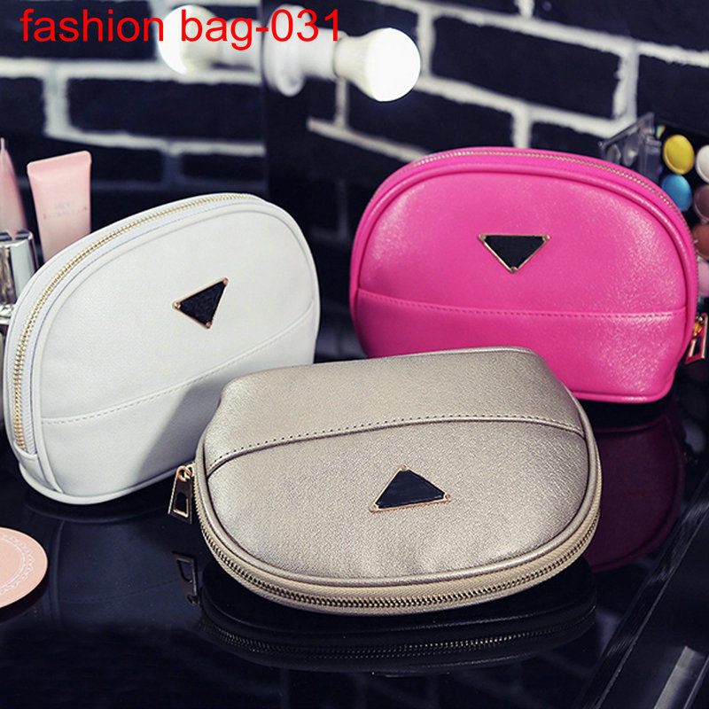 women promotion Pu makeup cosmetic bag