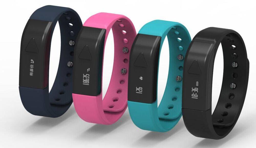 Smart bluetooth bracelet i5 smart bracelet health sleep monitoring
