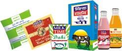 Milk Powder, Ghee, Butter, Cheese, Flavoured Milk & Fruit Juices