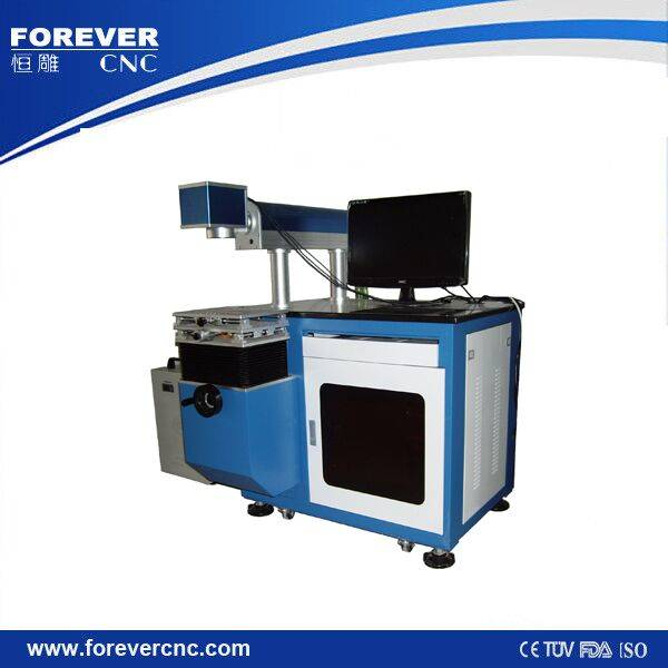 China cheap YAG laser marking machine for metal
