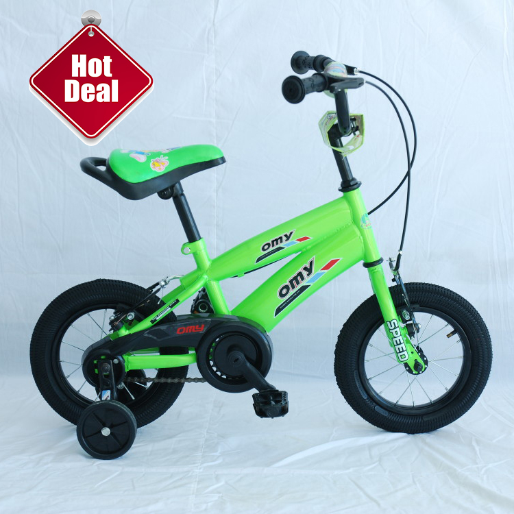 Factory Directly Selling 12 14 16 18 20 inch Kids Four Wheel Bicycle Bike for Children