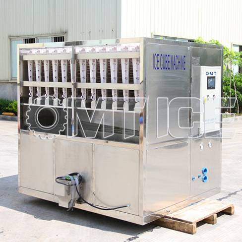 OMT 3ton Cube Ice Machine