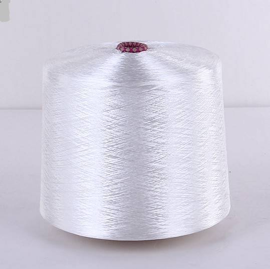 China suppliers 50/24 Polyester FDY Yarn Dope Dyed Polyester Yarn for Hand Knitting