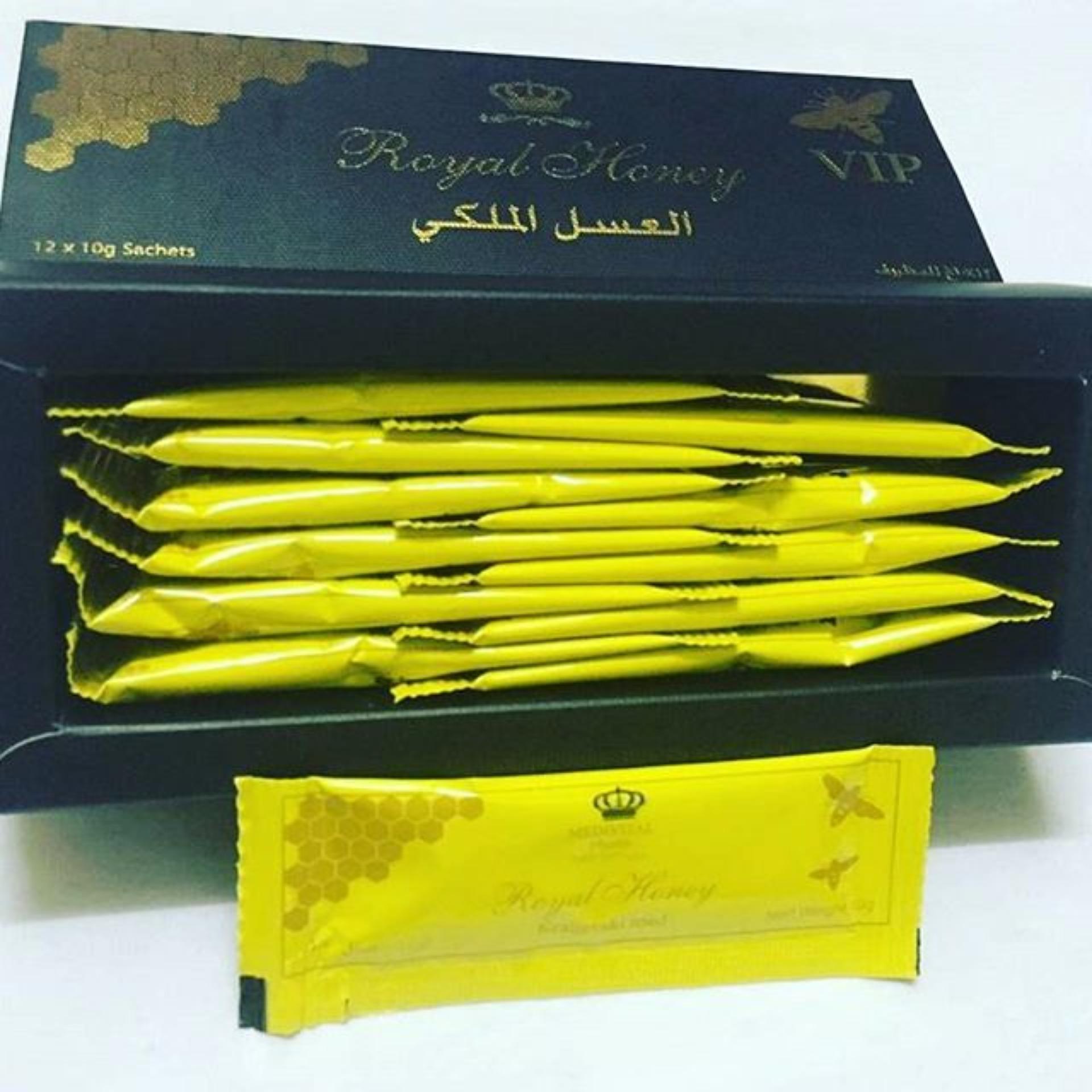 Etumax Royal Honey For Him Male Sexual Wellness 10g x 12 sachets