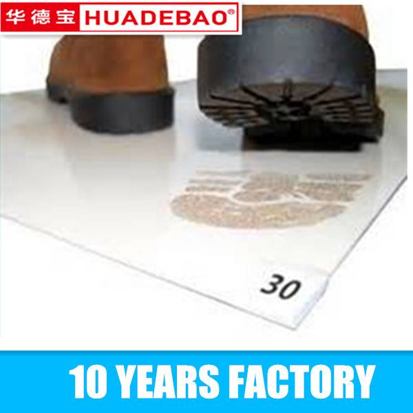 sticky mat adhesive PE film door mat for lab