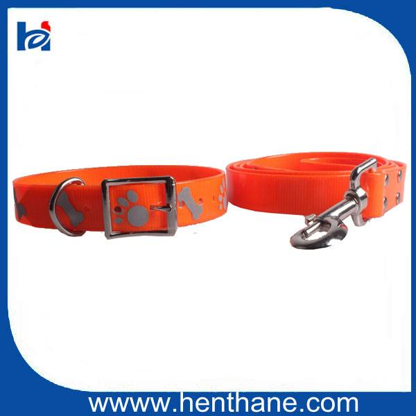 Waterproof dog leash, custom high quality dog leash