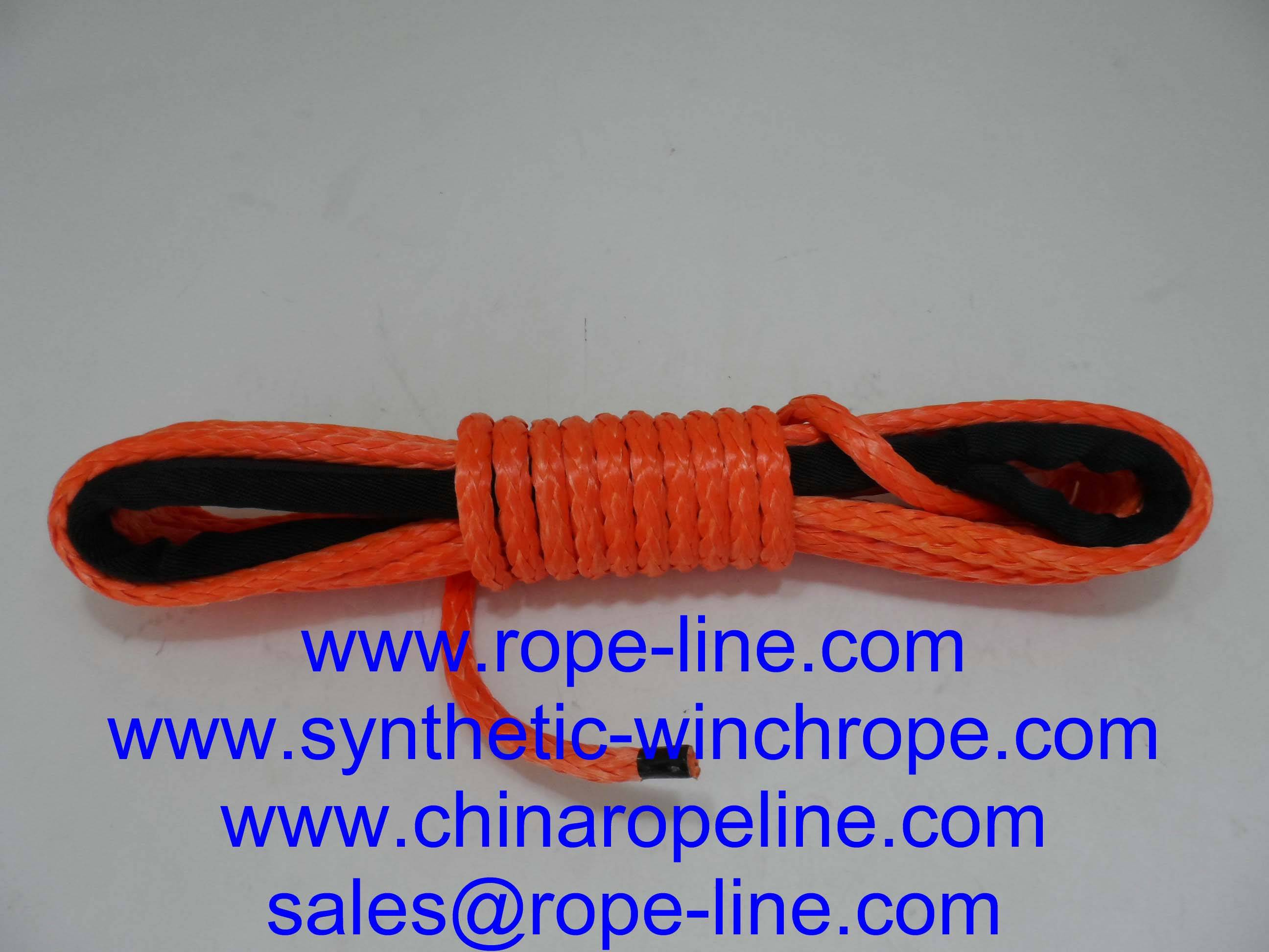 best kevlar synthetic winch rope
