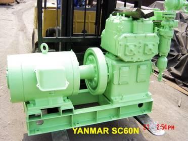 YANMART air compressor