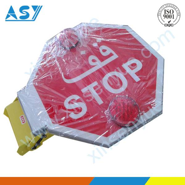 Alarm Auto Pare Sign Stop for School Bus