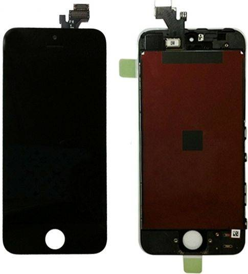 For iPhone 5 5G Full LCD Digitizer Touch Screen Glass Panel Complete Assembly Replacement Parts Blac