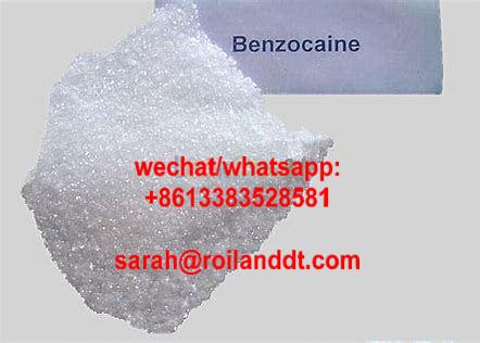 factory supply Benzocaine CAS NO.94-09-7 1994-9-7