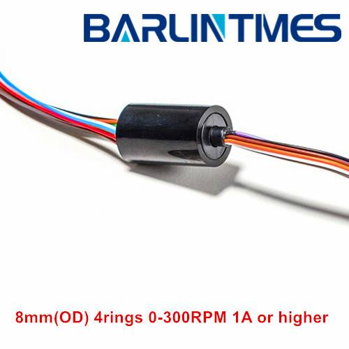 8mm Diameter Capsule Slip Ring