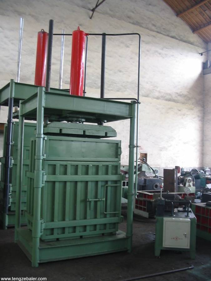 Waste Paper Baler Machine (Y82non-metal series)