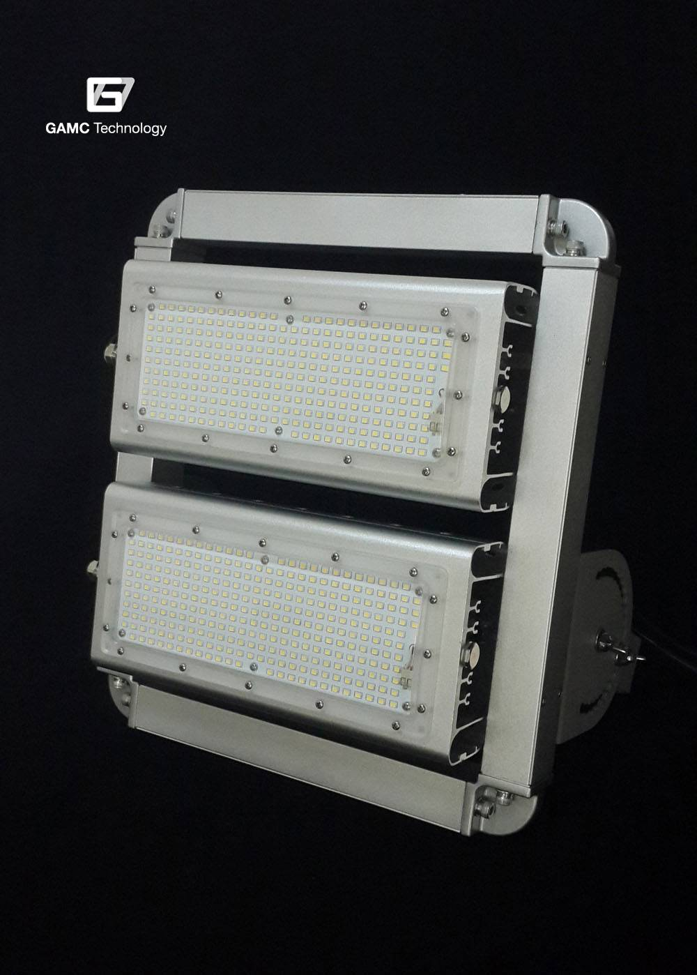 GAMC High Light Efficacy 51W Outdoor LED Floodlight Module Combination