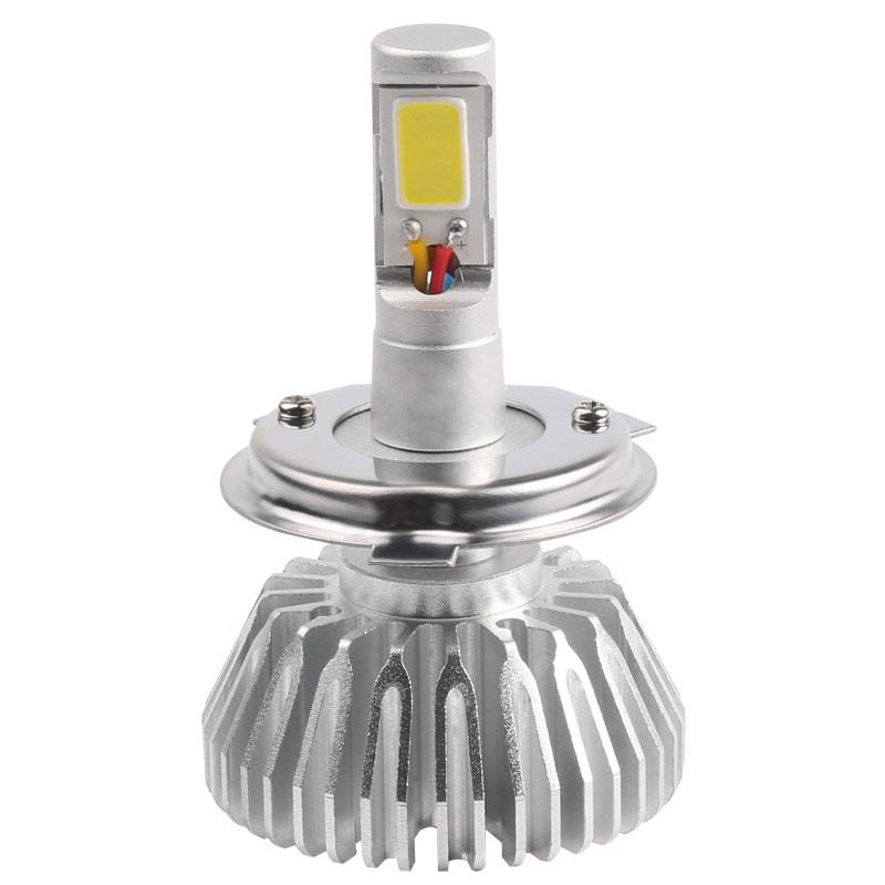 New High Power 1500lm H4 LED Headlight