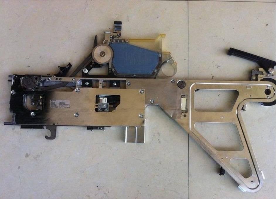 Panasonic MSF/MC111/IPAC 8X2mm Double Feeder
