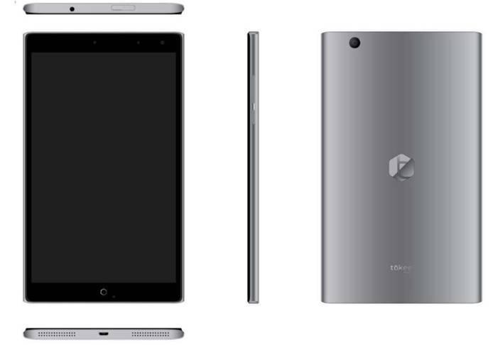 AX8, 8.4 inch 3D tablets, Quad-core, 2560*1600 IPS, G+G, 2+16G, dual camera 0.3+5.0MP, metal housing