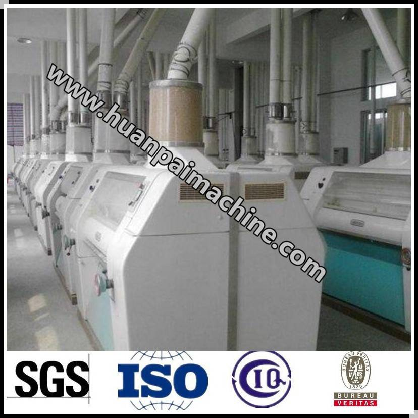 2017 Pre sale wheat mill machinery with price