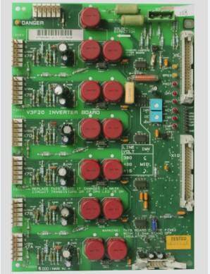 Variable frequency control board