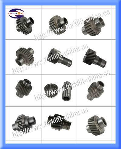 12351-50K00 | 12353-FU400 | 13519-78200-71 Forklift parts Hydraulic pump gear