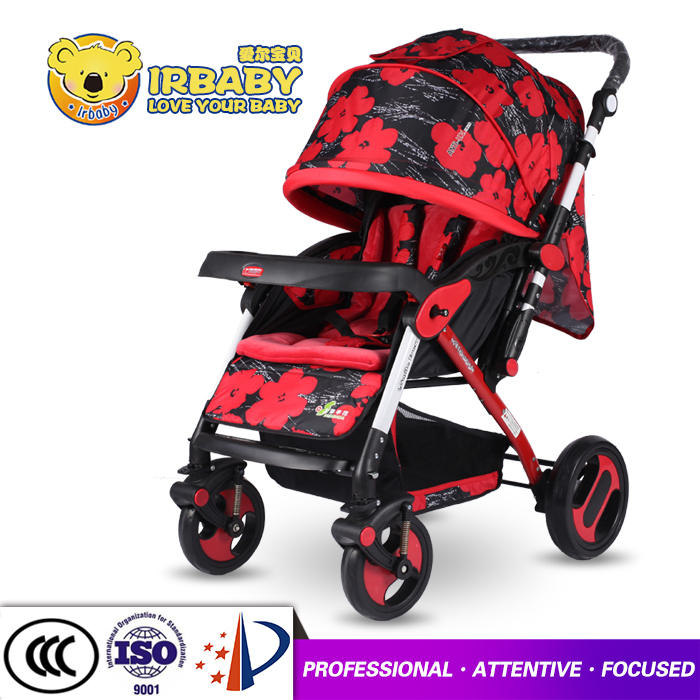 2017 hot sale high quality foldable baby stroller