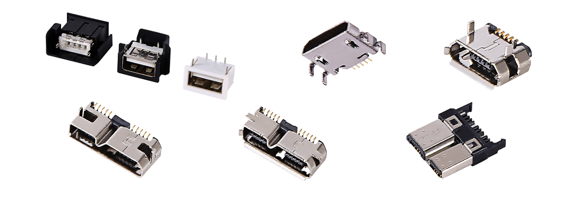 Standard Series Type C 3.1 USB Connecto