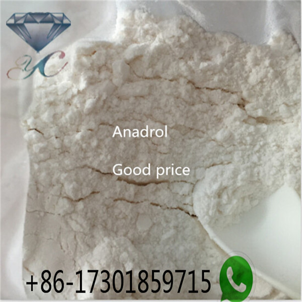 Legal Safety Purity 99% Raw Steroid Powder Anadrol Oxymetholone 434-07-1