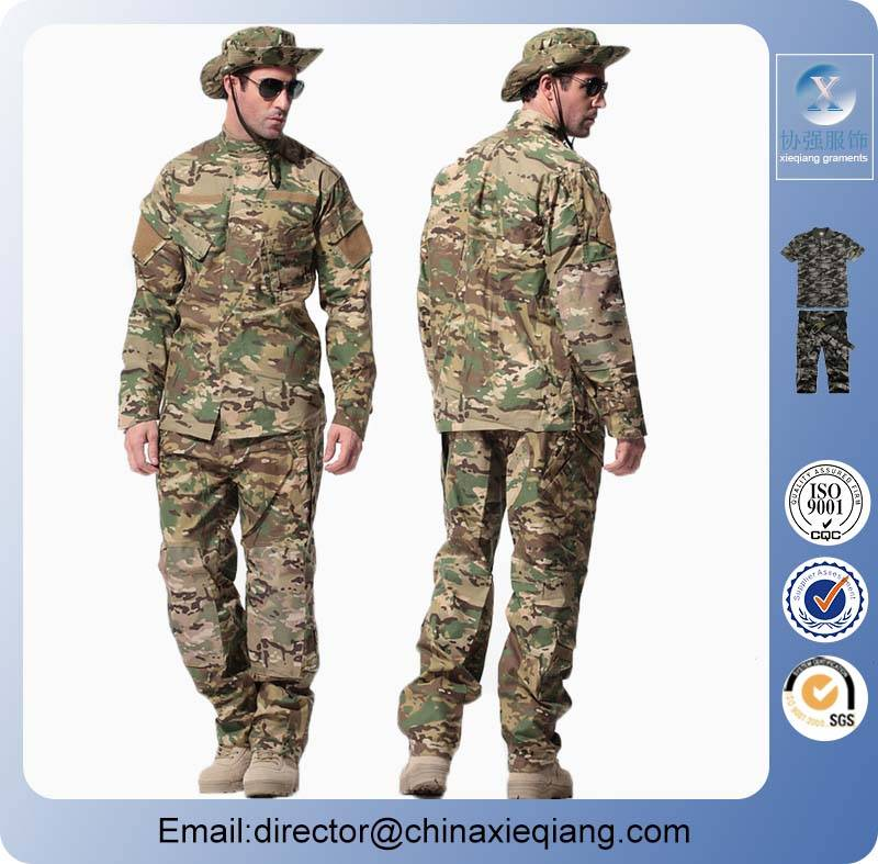 New arrivals custom-made camouflage uniform