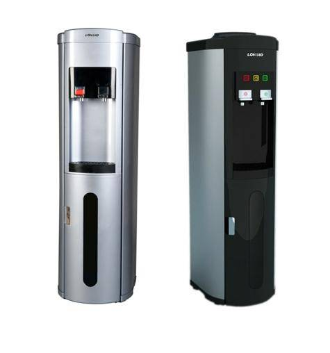 Standing Hot and Cold P.O.U Water Cooler (GR320B)