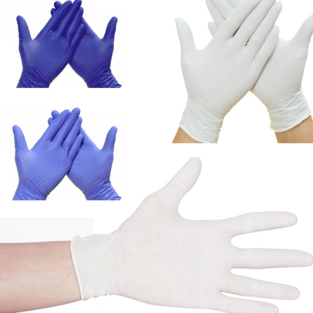 Powder free latex disposable Glove