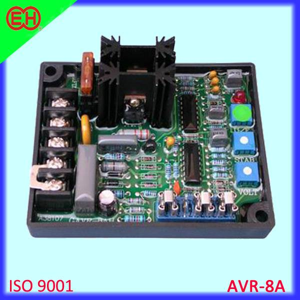 See larger image AVR-8A Automatic Voltage Regulator (AVR)