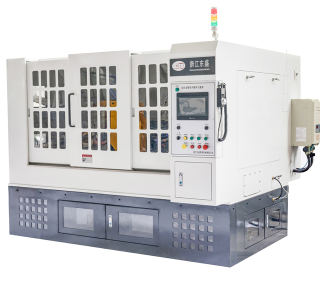 Auto outer track grinding machine for ball bearing